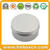 15ml-250ml tarro de aluminio 1oz, 2oz, 3oz, 4oz, poder de aluminio 5oz