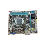 H61 scheda madre promozionale all'ingrosso di sostegno DDR3 ATX della chipset LGA 1155