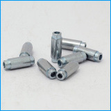 CNC высокой точности разделяет части компонента винта металла подвергая механической обработке подвергая механической обработке