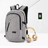 방수 사업 USB 비용을 부과를 가진 Anti-Theft 휴대용 퍼스널 컴퓨터 책가방