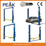 Homologação CE de um carro eléctrico de dois postos de elevação para venda (212)