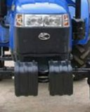 2017 trattore agricolo caldo di Lutong 4WD di vendita