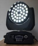 Bewegliche Hauptstadiums-Beleuchtung der Leistungs-36*15W LED mit lautem Summen