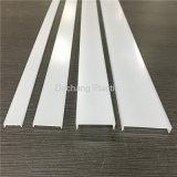 difusor ancho del policarbonato de 56.7m m para el perfil de aluminio del LED