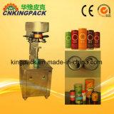 Semi-automático de alta calidad lata de refresco de la máquina de sellado