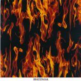 Пленка K04zs3555A печатание перехода воды пленки Китая PVA пламени пожара