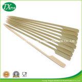 Pinchos disponibles del bambú del Bbq Teppo del sello caliente