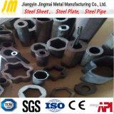 Tubulação de aço deformada Shaped redonda feita em China