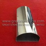 Il tubo a forma di speciale dell'acciaio inossidabile del fornitore ha profilato il tubo di lattice del tubo