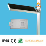 8W-120W Integrated Solar LED Street Light with Sensor Motion
