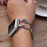De Armband van de Vrouwen van de Riem van het Metaal van het roestvrij staal voor Riem Iwatch