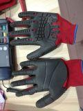 油田TPRの良質の影響が大きい減少の安全手袋