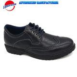 Chaussures de brogue avec l'unité centrale pour les hommes