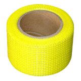 Malla de fibra de vidrio cortó la cinta autoadhesiva de cinta de tela, cintas autoadhesivas de malla de fibra de vidrio.
