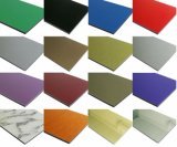 Panneaux ondulés en aluminium isolés de composé de toit