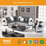 D808 nouvelle conception de meubles de salle de séjour un canapé
