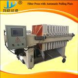 Filtre à membrane de 100% automatique avec un chiffon de l'incinérateur de presse