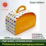Caixa do alimento da caixa de bolo 2013 (K135-D)