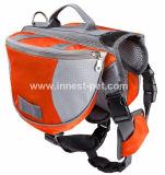 Cão de estimação Saddlebag Cao mochila para caminhadas