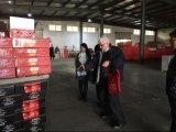 Goma de tomate del conjunto del estaño de la marca de fábrica de la estrella hecha en China