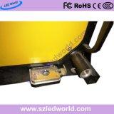 Tela Rental interna do painel de indicador do diodo emissor de luz do RGB da cor P4 cheia