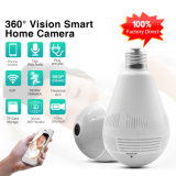 360 câmera do IP WiFi Fisheye do grau 1.3MP para a segurança panorâmico