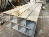 Warm gewalztes kaltgewalztes Technik-Oberflächenbehandlung-Quadrat-Stahlgefäß/Rohr