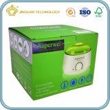Plegado de papel de impresión diseño OEM para la caja de cartulina (UV)