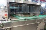 Vidro automática da garrafa plástica de sumo de fruta máquina de embalagem de engarrafamento de Enchimento