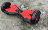 Bluetoothのスクーターを立てる2つの車輪
