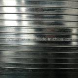 20x40mm Pre-Galvanized el tubo de acero para muebles de escritorio