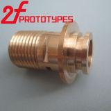 La precisión de mecanizado CNC con acero inoxidable y aluminio/Latón piezas CNC
