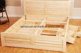Solid Wooden Bed Modern Beds (M-X2770)