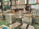 Piatto 6061 T6 della lega di alluminio