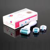 3 em 1 titânio Sterilized 1.5mm separado das cabeças do rolo do tipo 3 do rolo afastamento cilindro/rolo de Derma
