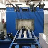 cinc auto de los equipos de fabricación del cilindro de gas de 12.5kg/15kg LPG que metaliza la línea