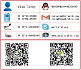 Déposer le fil avec Messenger câble téléphonique 1X2X24AWG Cuivre
