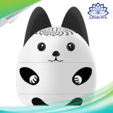 Mini altavoz portátil Bluetooth Cartoon con Temporizador Anwer Teléfono para tomar fotos