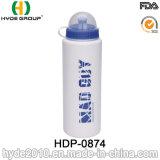 Фабрика оптовое 1000ml BPA освобождает бутылку воды спортов выжимкы (HDP-0874)