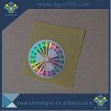 Custom Holograma Matricial de Alta Qualidade de Impressão autocolante Laser