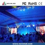 Publicidad Panel de LED para interiores P3.91 Alquiler señal LED Color