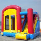 Opblaasbare Bouncies, de Opblaasbare Fabriek van het Speelgoed, Huis Bouncy met Dia (B3050)