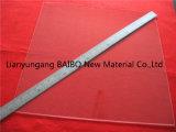 Baibo 50*50cm Acid-Proof Heat-Resistant e Praça de vidro de quartzo folhas/tamanho grande placa de quartzo