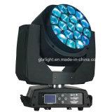 19X15W DMX Träger DJ-Disco-Bienen-Augen-bewegliches Hauptstadiums-Licht des Stadiums-LED