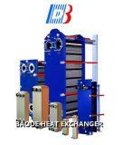 M10bw Halb-Geschweißter Platten-Wärmetauscher für Ammoniak
