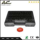 Resonableの価格の機密保護6のパックIn1太陽手LEDの火炎信号