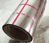 アルミホイルは柔軟材包装の薄板にされた袋、シールの袋のためのペットフィルムを薄板にした