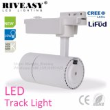 LED Blanc et Noir La Voie de lumière pour magasins de vêtements