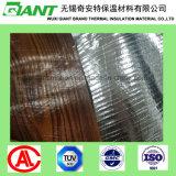 Retardateur de flamme bois matériau PVC pour toit