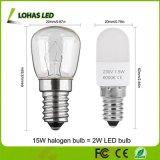 Bulbo equivalente elevado do diodo emissor de luz de Perfomance 1.5W E14 6000K 15W